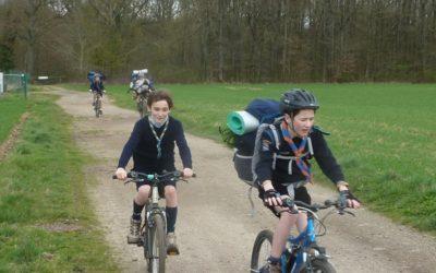 Week-end vélo dans la vallée de Chevreuse
