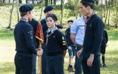 Rentrée des Guides et Scouts d'Yvelines Ouest